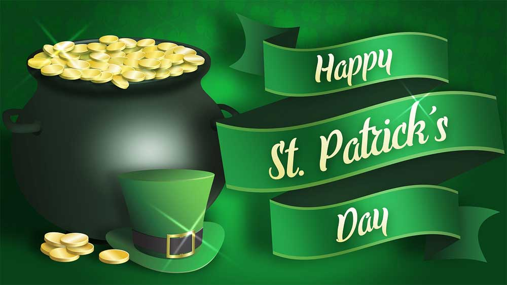 Happy St. Patrick's Day!!